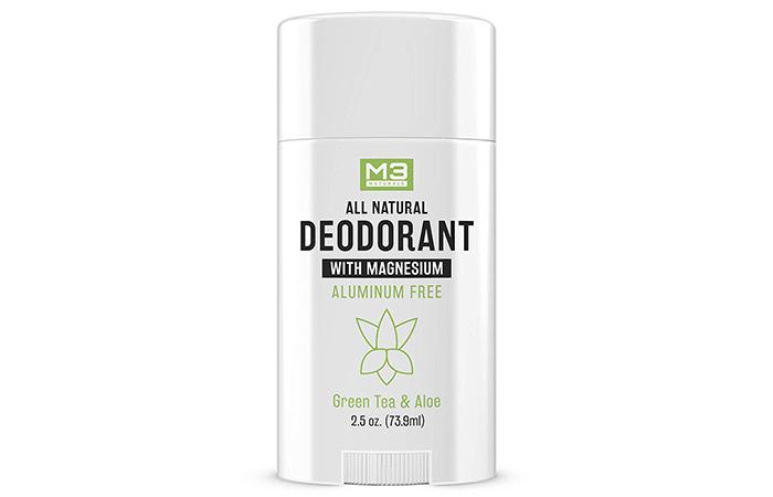 M3 Naturals All Natural Deodorant