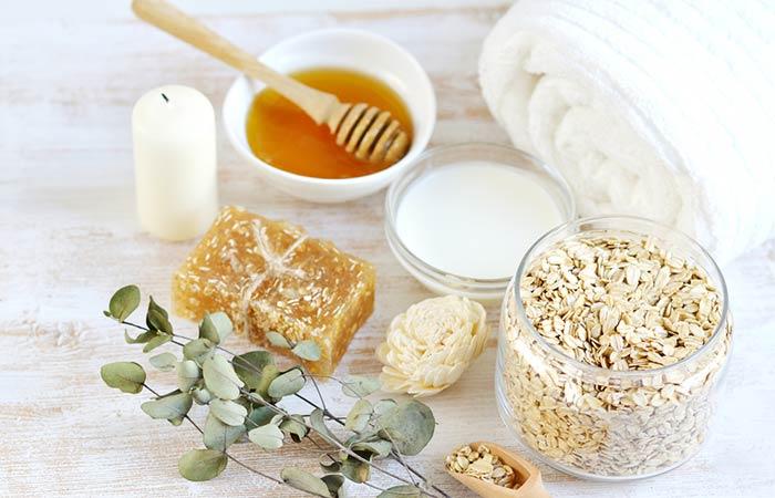 Milk and Honey Spa Treatment