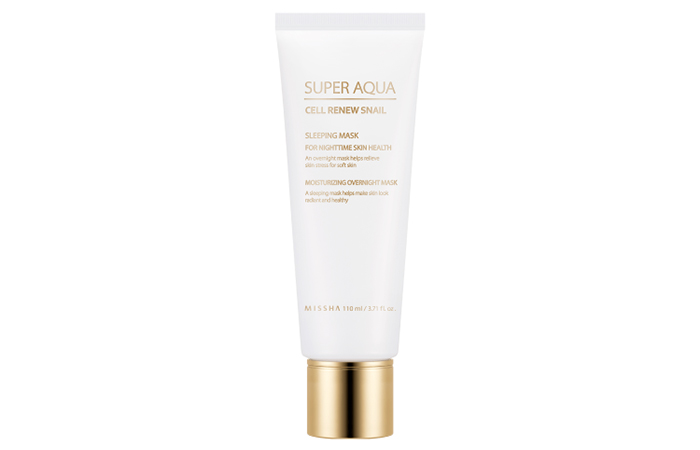 Missha Super Aqua Cell Sleeping Mask