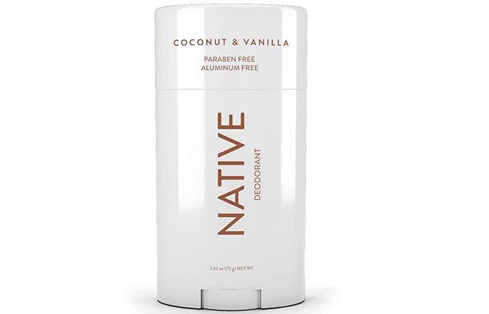 Native Aluminum-Free Natural Deodorant
