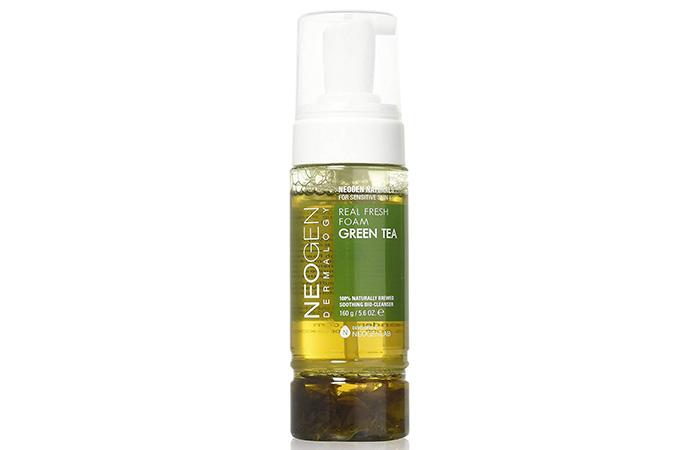 Neogen Dermalogy Green Tea Real Fresh Foam