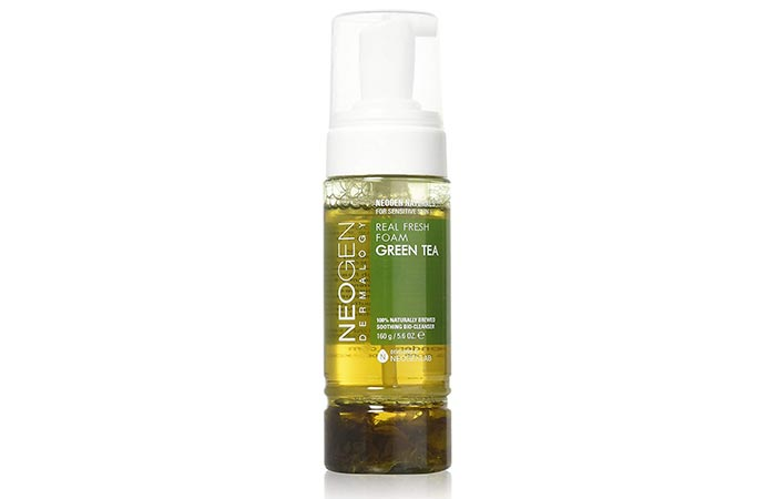 Neogen Dermalogy Real Fresh Green Tea Foam
