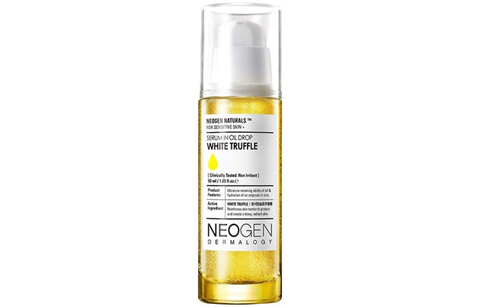 Neogene Dermatology White Truffle Serum with Oil Drop