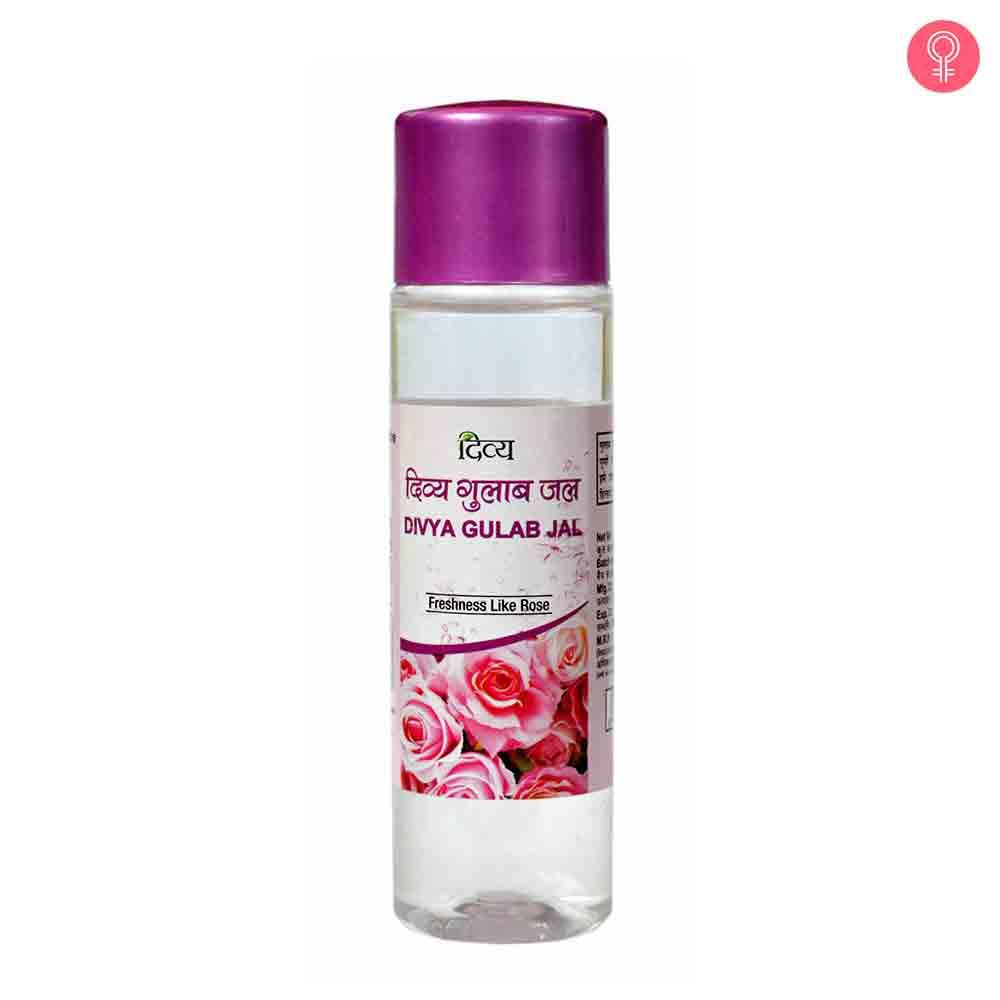 Patanjali Divya Gulab Jal (Rose Water)