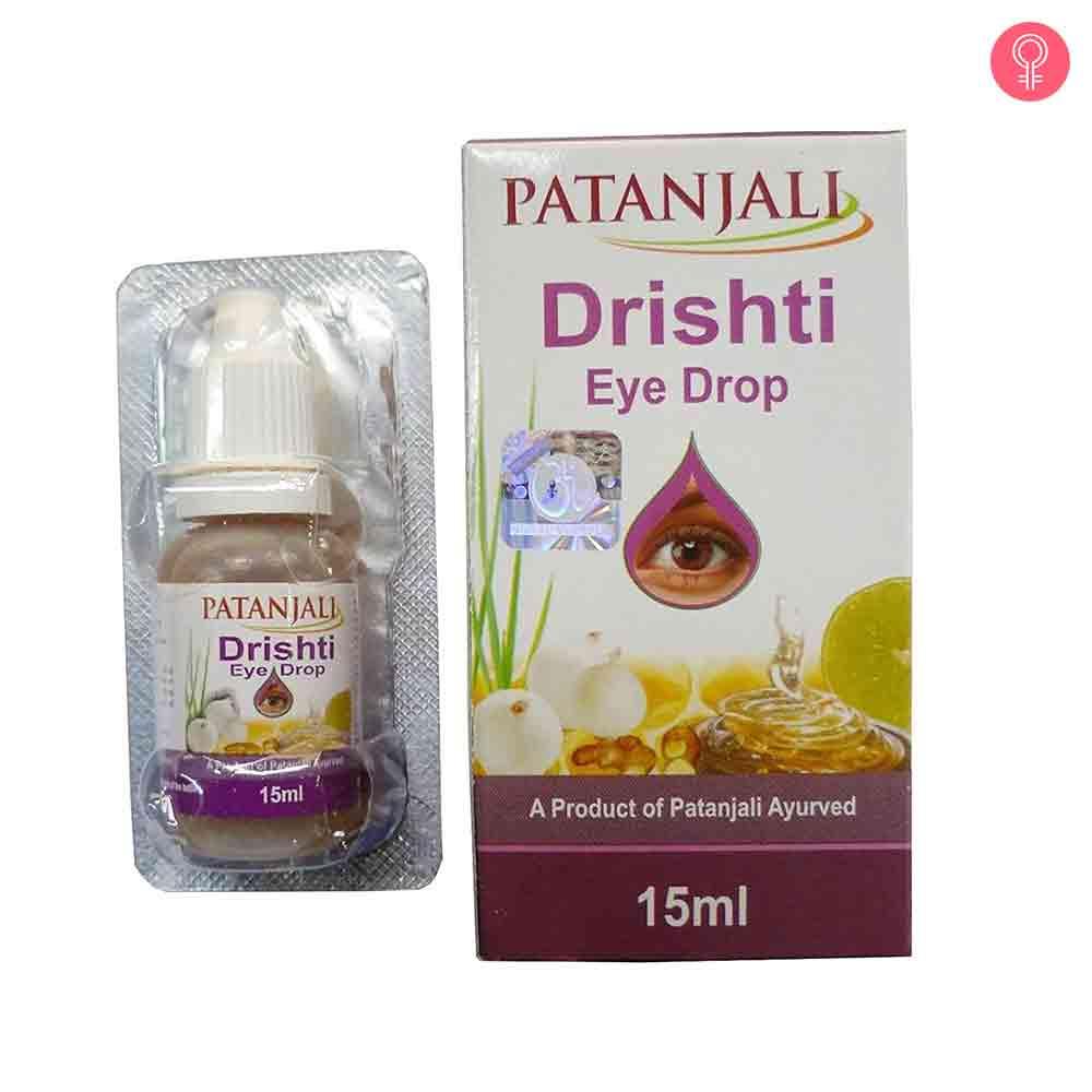 Patanjali Drishti Eye Drop