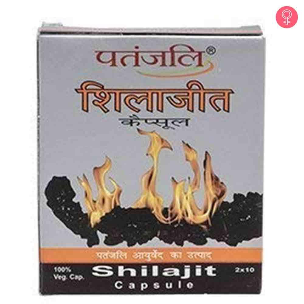 Patanjali Shilajit Capsule