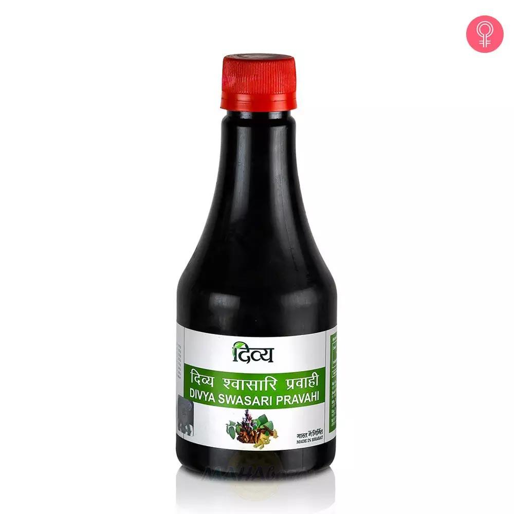 Patanjali Swasari Pravahi (Cough Syrup)
