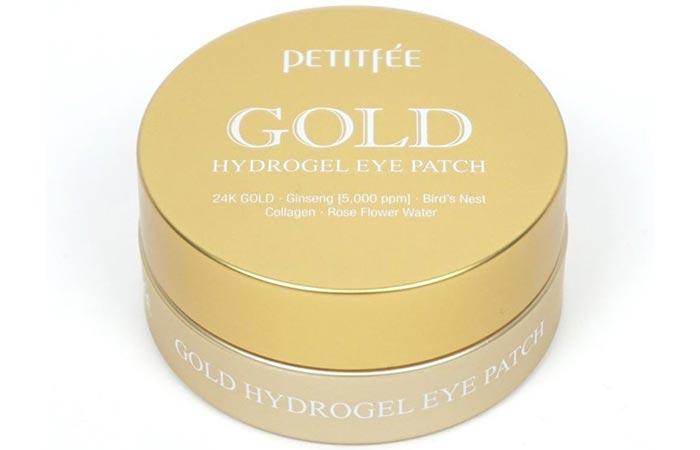 Патч Для Глаз Petitfee Gold Hydrogel