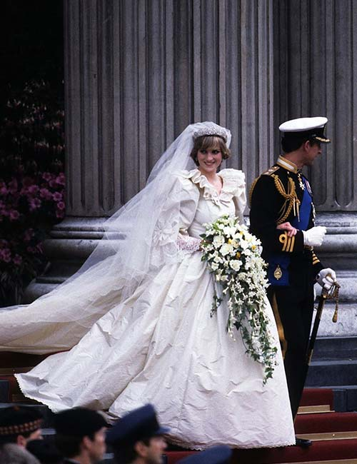 Princess Diana's Wedding Dress – £151,000