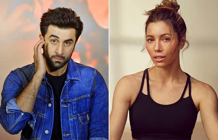 Ranbir Kapoor likes Jessica Biel