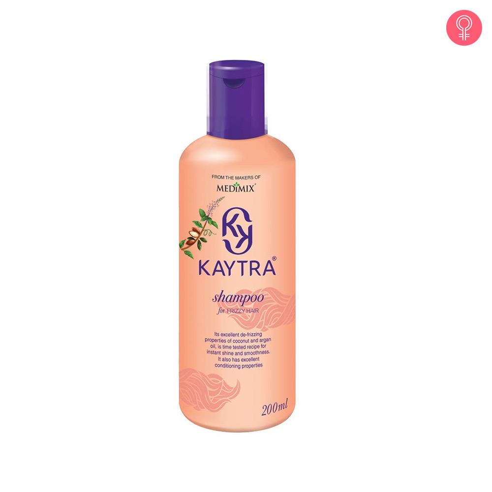 Kaytra Shampoo For Frizzy Hair