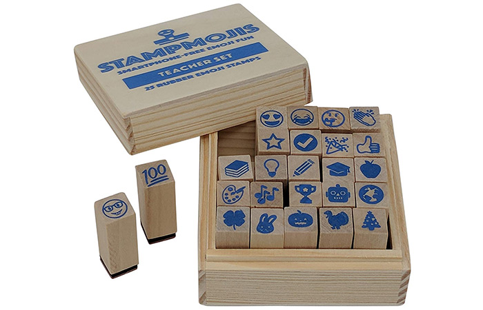 Stampmojis Teacher Stamp Set