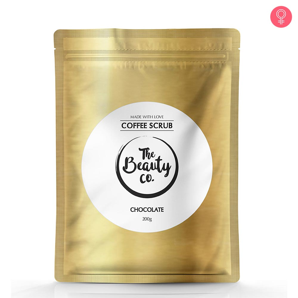 The Beauty Co. Chocolate Coffee Scrub