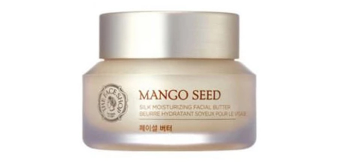 The Face Shop Mango Seed Silk Moisturizing Facial Butter