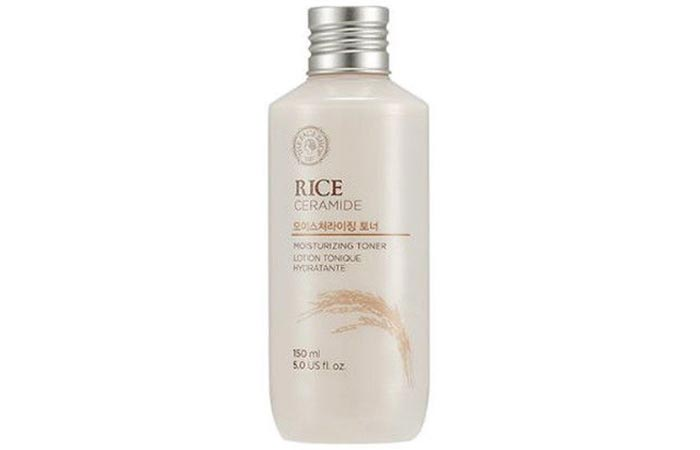 The Face Shop Rice And Ceramide Moisturizing Toner