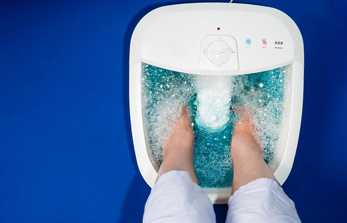 Things to consider before using Listerine Foot Soak