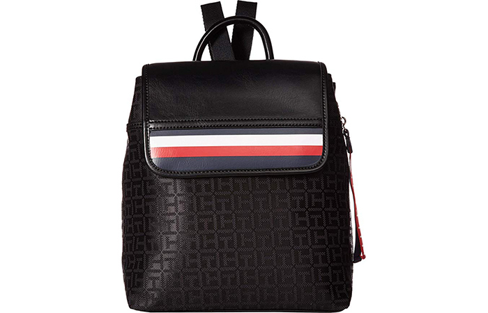 Tommy Hilfiger Womens Gianna Backpack
