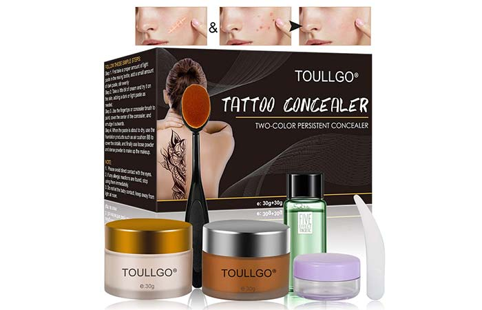 ToullGo Tattoo Concealer
