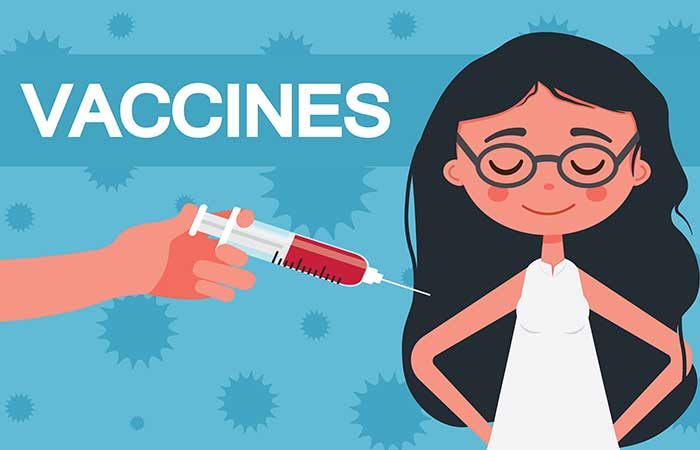 Treatment of Measles in Hindi