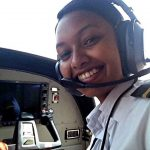 Tribal Woman Becomes Commercial Pilot