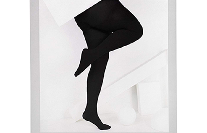 We Love Colors NylonSpandex Plus Size Tights (Solid)