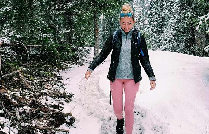 Wear For Winter Hikes