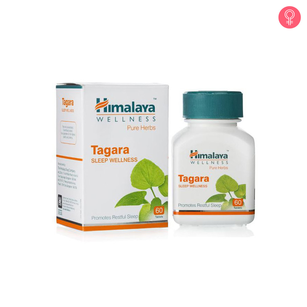 Himalaya Wellness Tagara Sleep Wellness Tablets