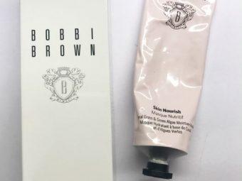 Bobbi Brown Skin Nourish Mask -Skin nourishing goals-By priya_bhattacharya
