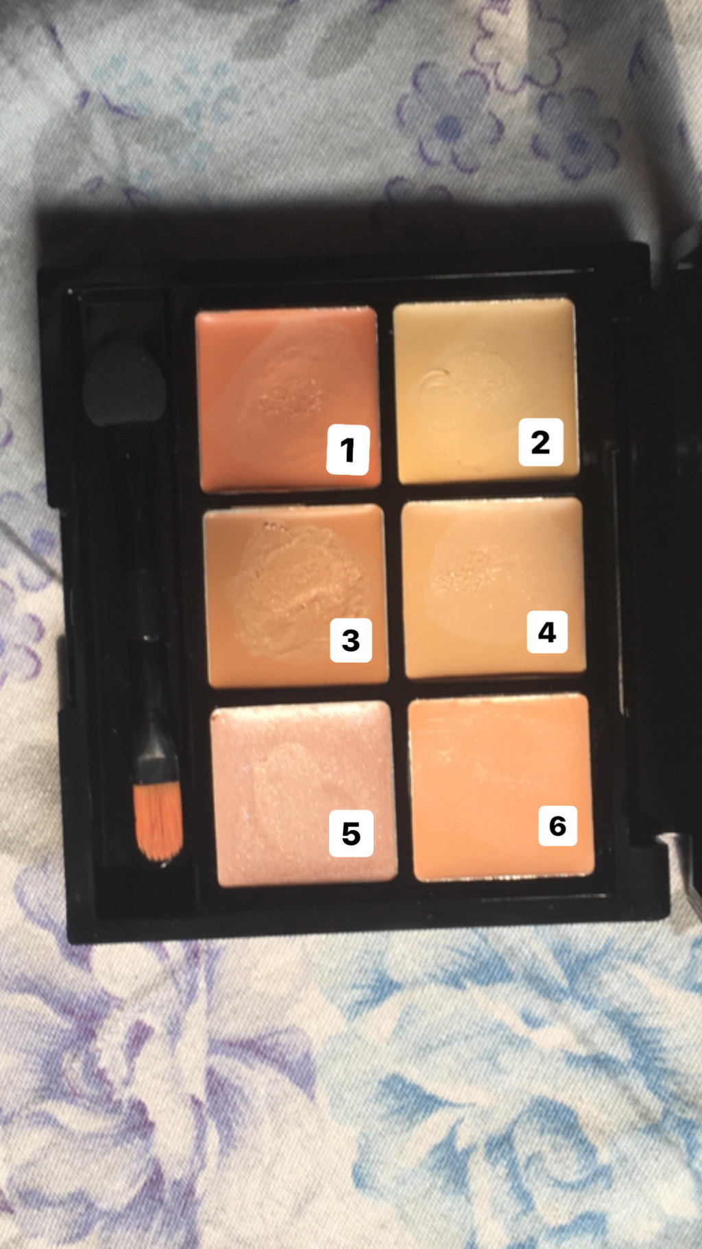 Maybelline New York Master Camo Color Correcting Kit-Creamy product-By sobia_saman1-5