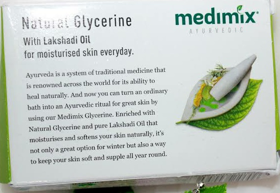 Medimix Ayurvedic Natural Glycerine Soap-Great herbal soap for cheap price-By paridhi5