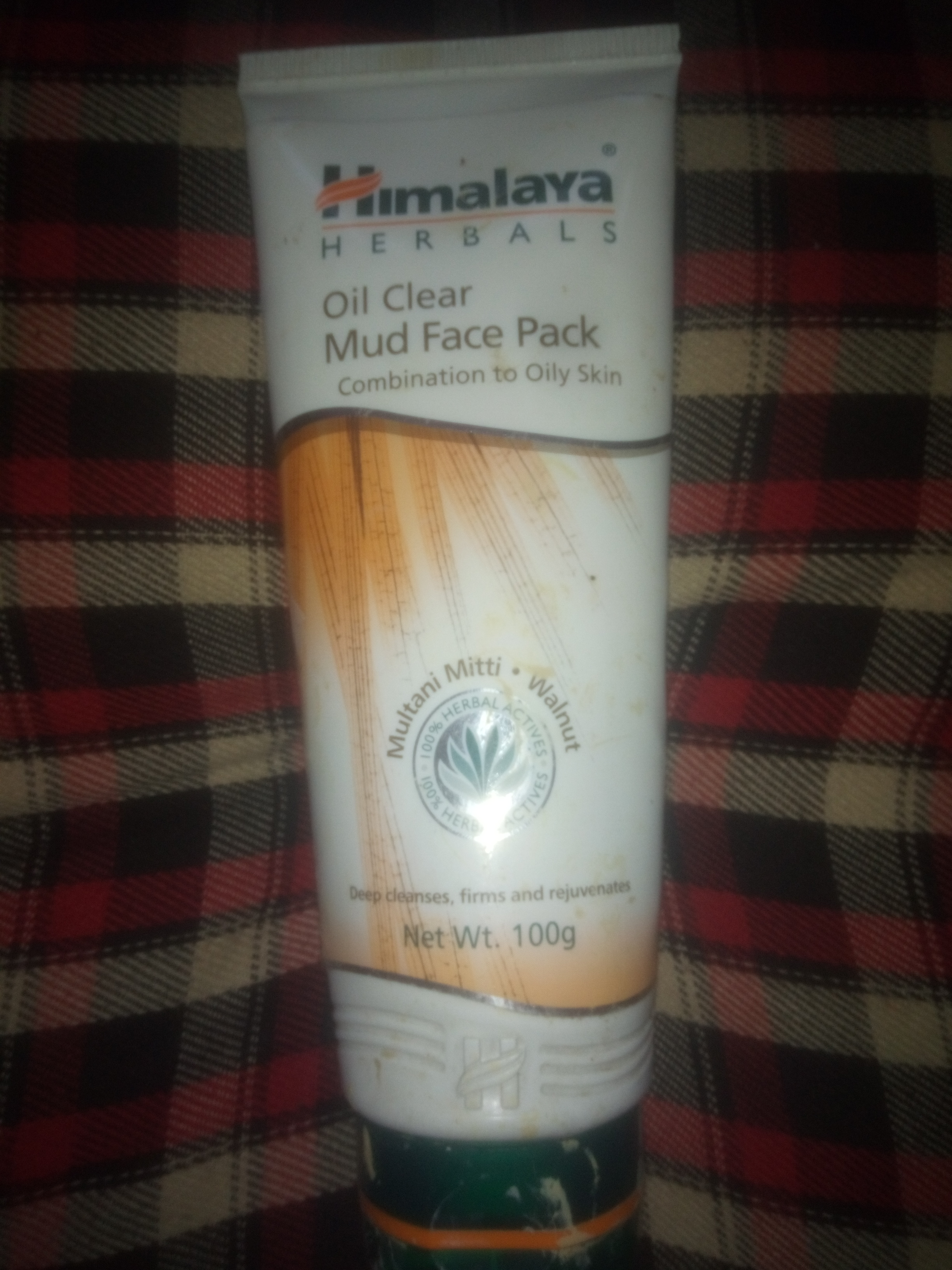 Himalaya Herbals Oil Clear Mud Face Pack-Buy it definitely-By know.your.vanity-1
