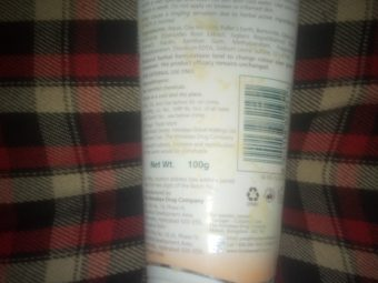 Himalaya Herbals Oil Clear Mud Face Pack pic 2-Buy it definitely-By know.your.vanity