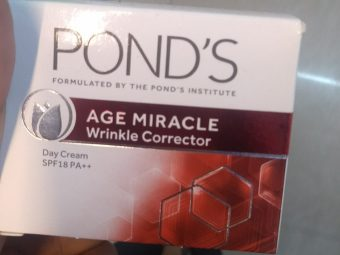Pond's Age Miracle Wrinkle Corrector Day Cream -Lovely-By fatma