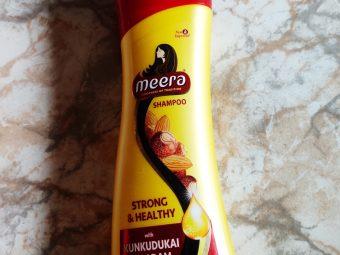Meera Hairfall Care Shampoo -Good alternate for shikakai powder!-By latha_selvaraj