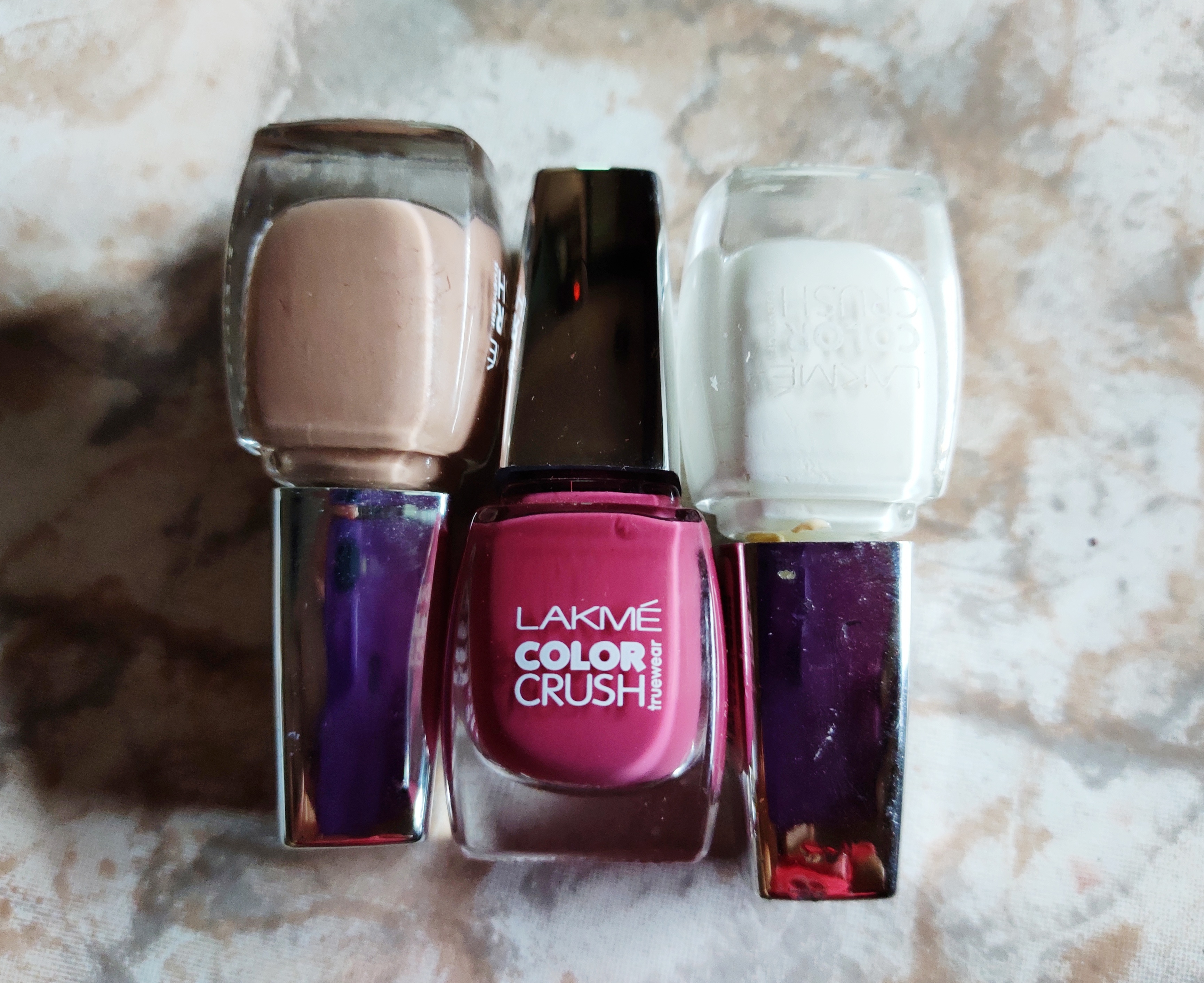 Lakme True Wear Color Crush -Beautiful collection!!-By latha_selvaraj