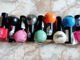 Elle 18 Nail Pops Nail Polish pic 1-Happy purchase!!-By latha_selvaraj