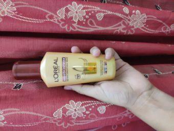 L'Oreal Paris Smooth Intense Instant Smoothing Serum pic 4-Multipurpose serum-By tania_khan