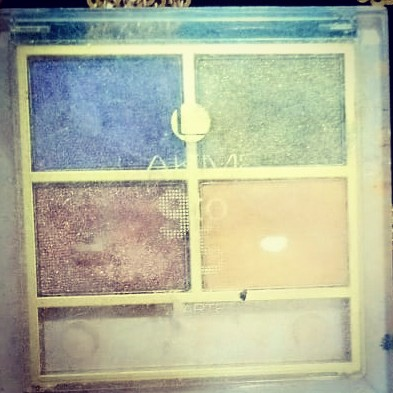 Lakme 9 To 5 Eye Quartet Eyeshadow -Good for the price-By alia28