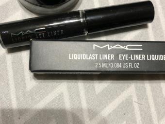 MAC Liquid Eyeliner -Expensive-By reema_rawat