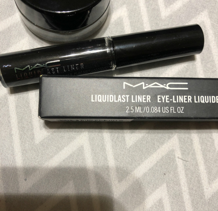MAC Liquid Eyeliner-Expensive-By reema_rawat