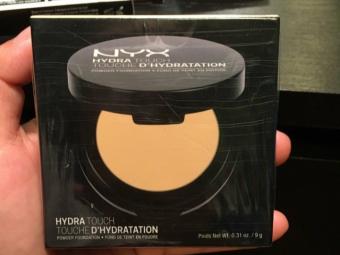 NYX Professional Makeup Hydra Touch Powder Foundation -Lightweight-By reema_rawat