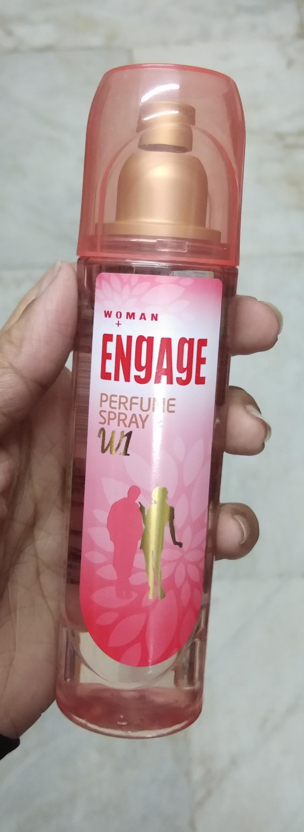 Engage W1 Perfume Spray – For Women-Amazing fragrance at affordable price-By Nasreen-1