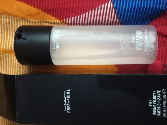 MAC Prep And Prime Fix+ -It is an amazing product-By priyadarshini_08