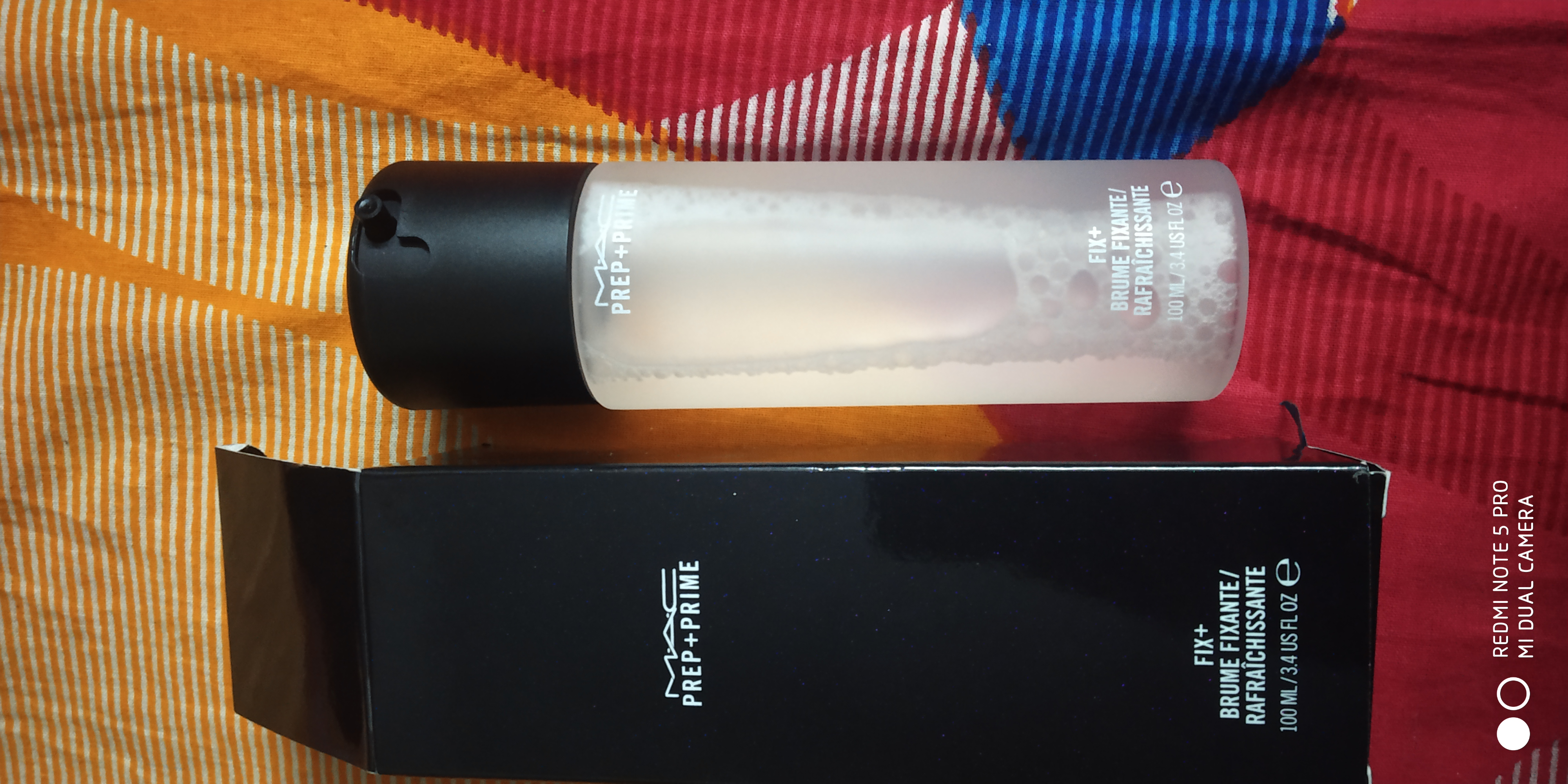 MAC Prep And Prime Fix+-It is an amazing product-By priyadarshini_08