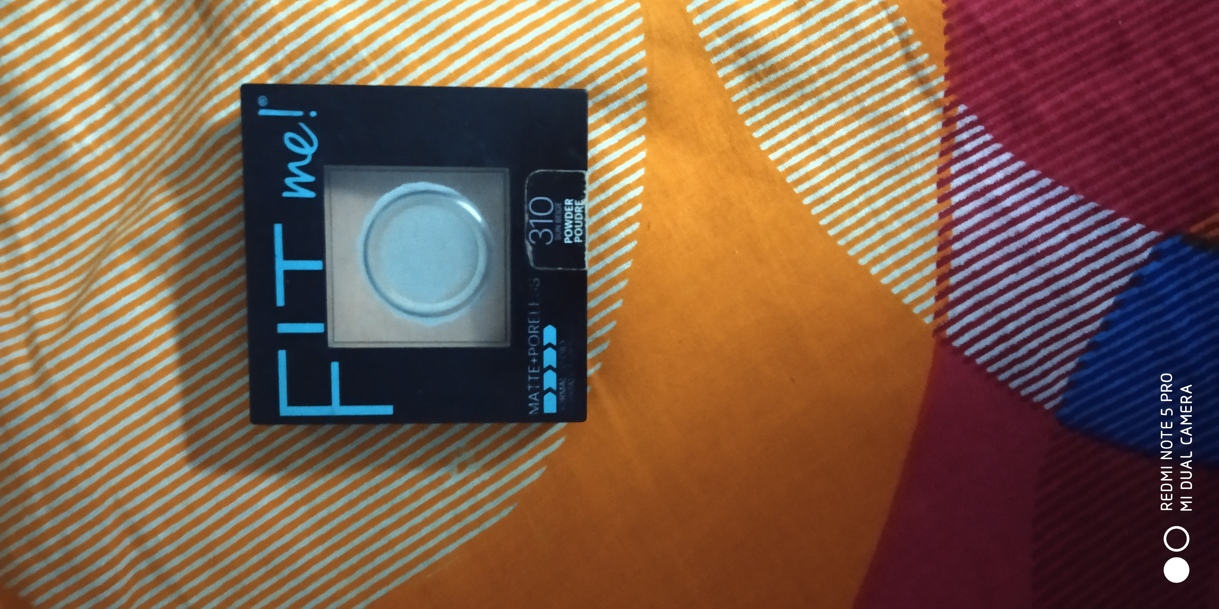 Maybelline Fit Me Matte And Poreless Powder -Amazing product-By priyadarshini_08