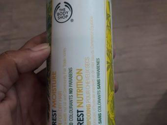 The Body Shop Rainforest Moisture Shampoo pic 1-Natural effect-By manju_