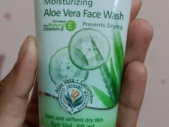 Himalaya Moisturizing Aloe Vera Face Wash -good facewash for winters-By neha_goswami2