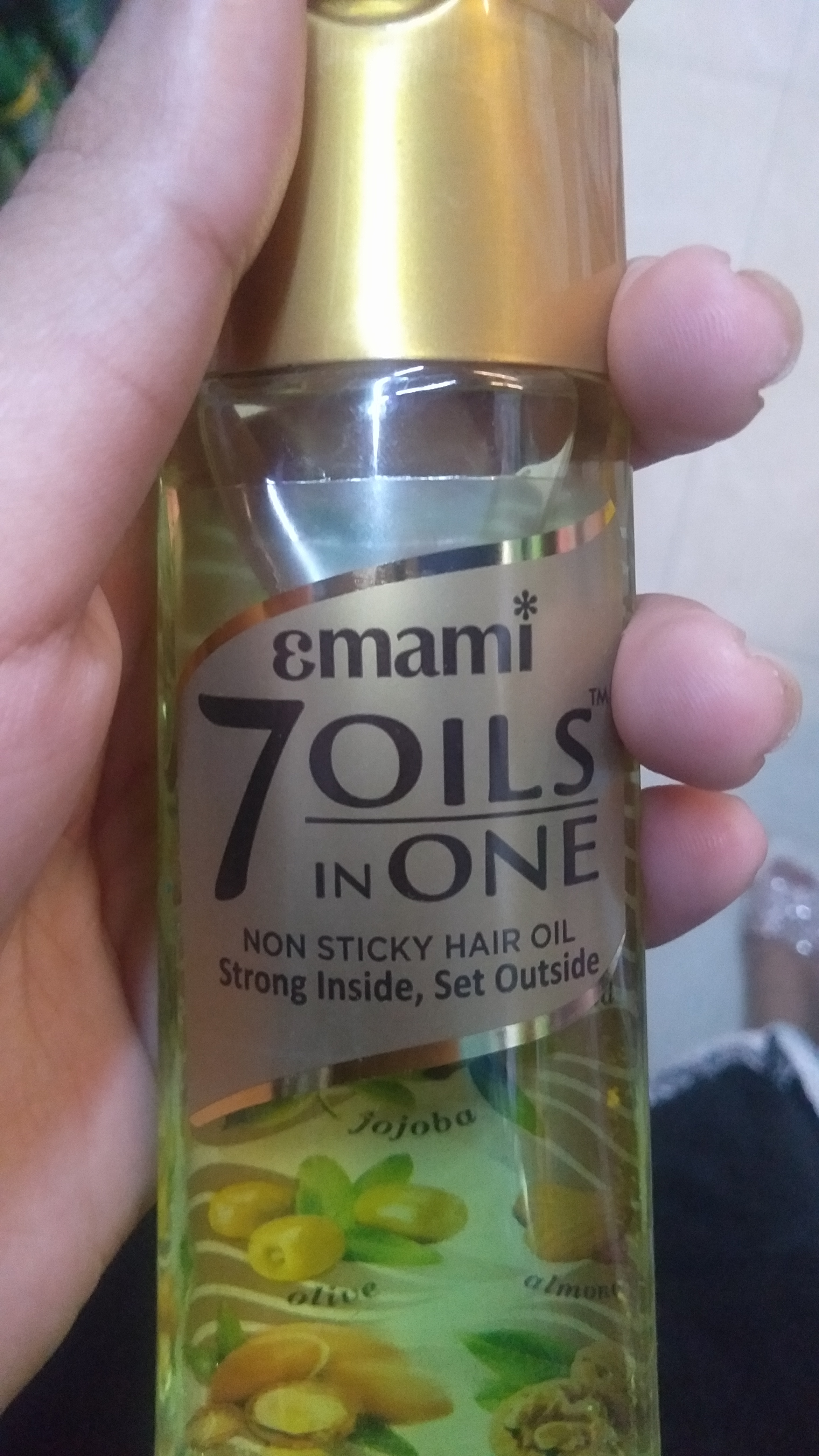 Emami 7 Oils In One Damage Control Hair Oil-Hair grows faster-By alia28