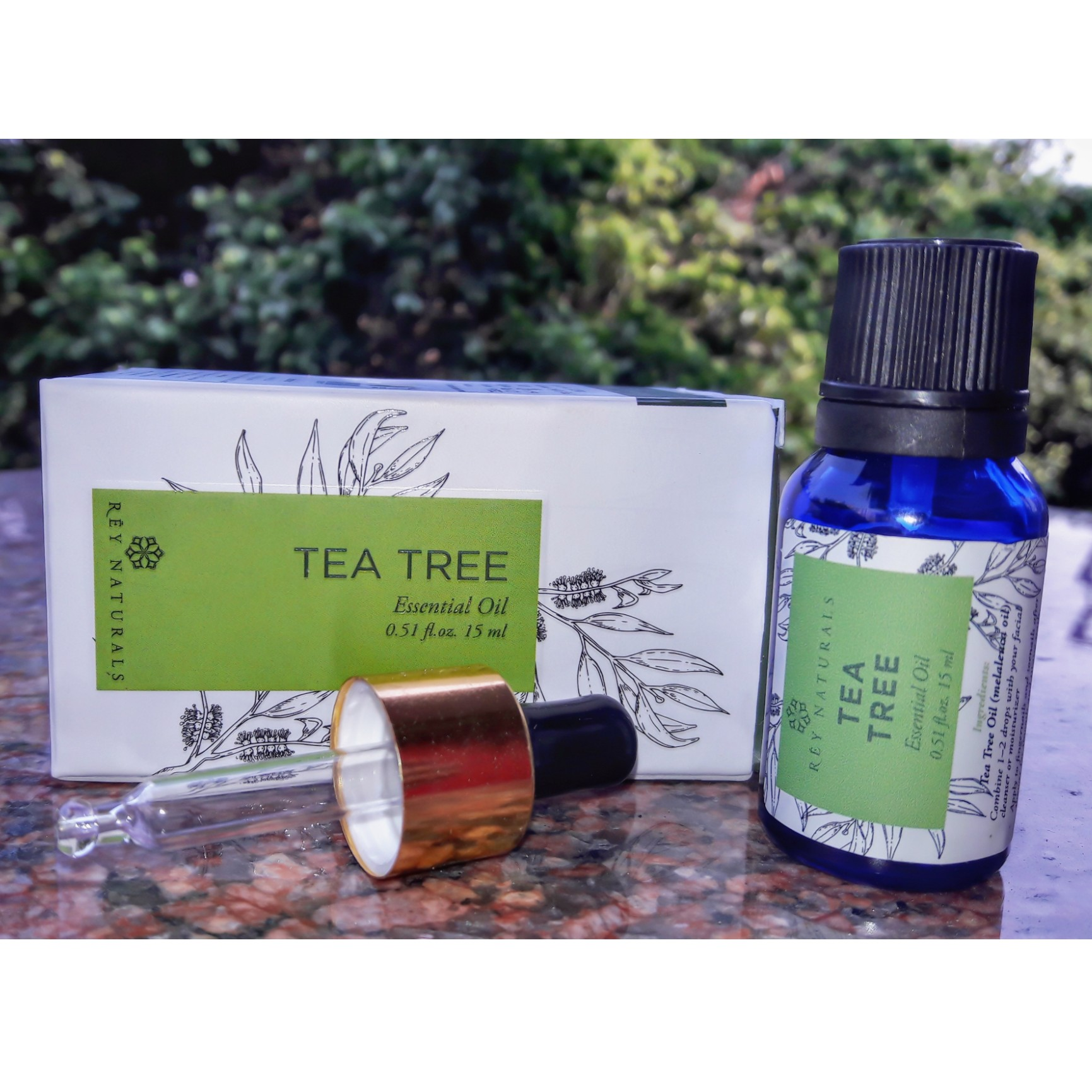 Rey Naturals Tea Tree Essential Oil-Best for acne scars-By sassy_soul_25-1
