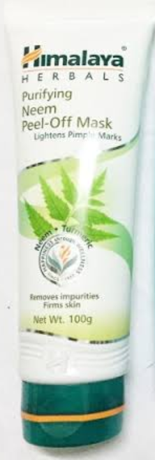 Himalaya Herbals Purifying Neem Peel Off Mask-Budget friendly peel off mask-By know.your.vanity